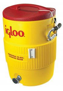 מיכל מים לשתייה מקצועי ענק - IGLOO
