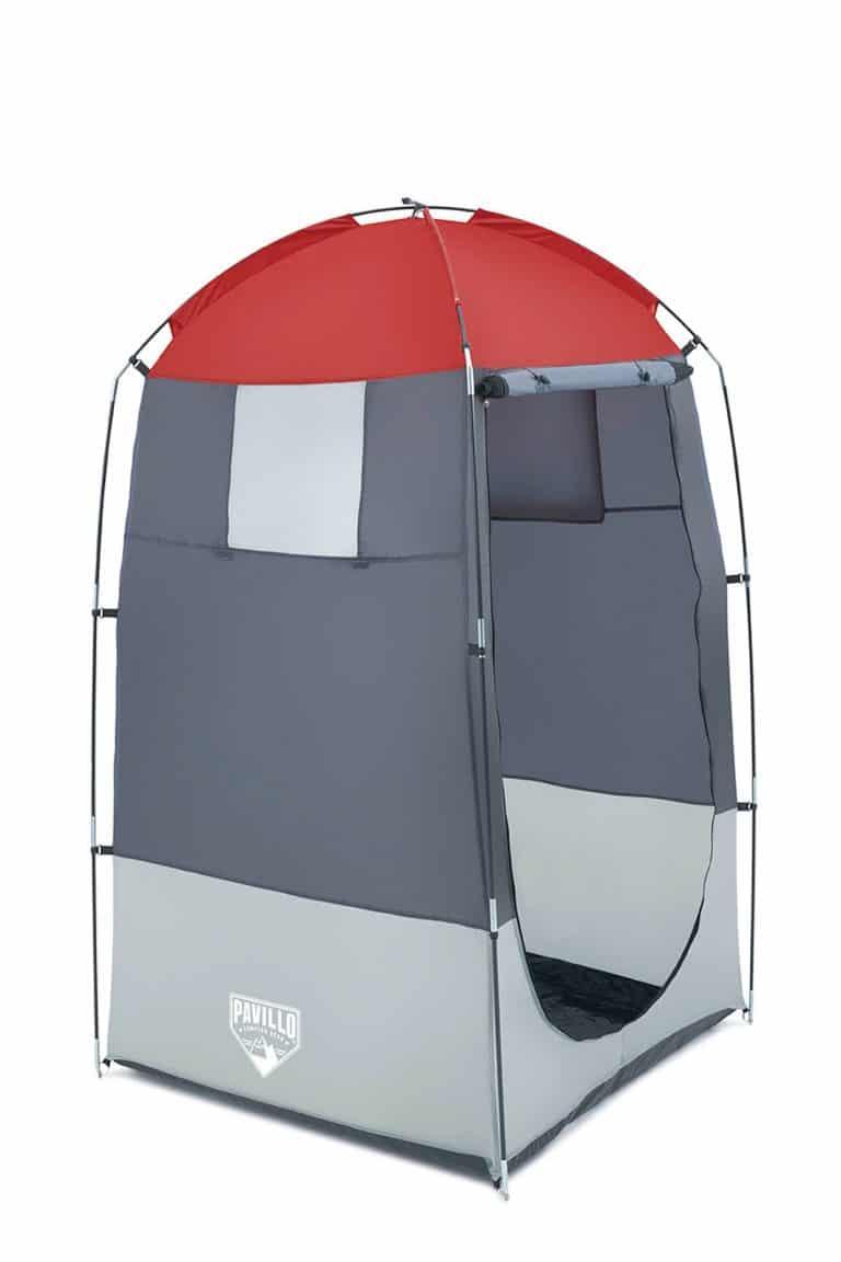 אוהל עמידה לשירותים או להחלפת בגדים